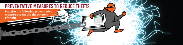 Preventative Measures to Reduce Thefts
