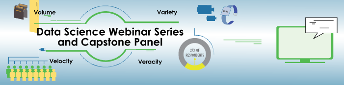 Data Science Winter Webinar Series and Capstone Panel