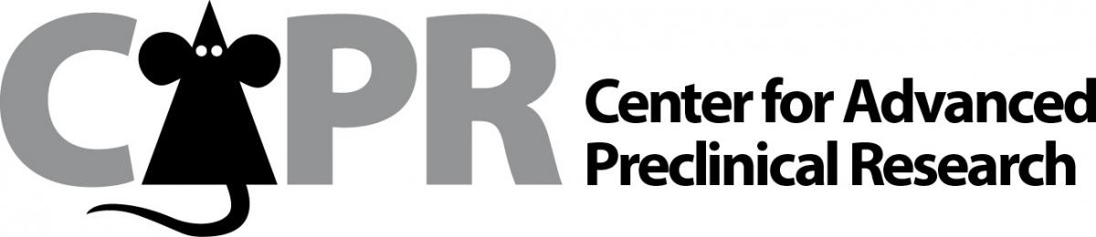 Center for Advanced Preclinical Research (CAPR) logo
