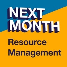 Next month's topic: Resource Management