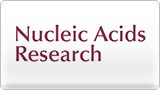 NUCLEIC ACIDS RESEARCH graphic