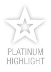 Platinum Highlight Icon