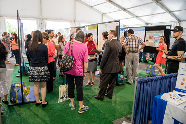Spring Research Festival, 2015