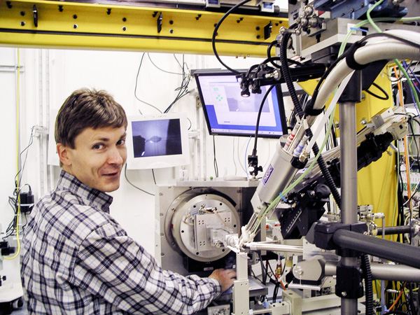 Sergei Pletnev, Ph.D., is a Scientist II working for the Synchrotron Radiation Research Section of the Macromolecular Crystallography Laboratory at the Argonne National Lab.