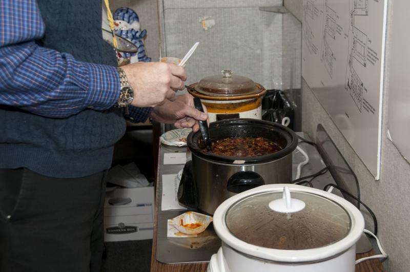 chili tasting