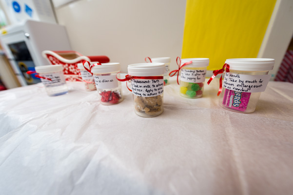 """The """"Pharmasweet"""" in Occupational Health Services' """"Gingerbread ER"""""""