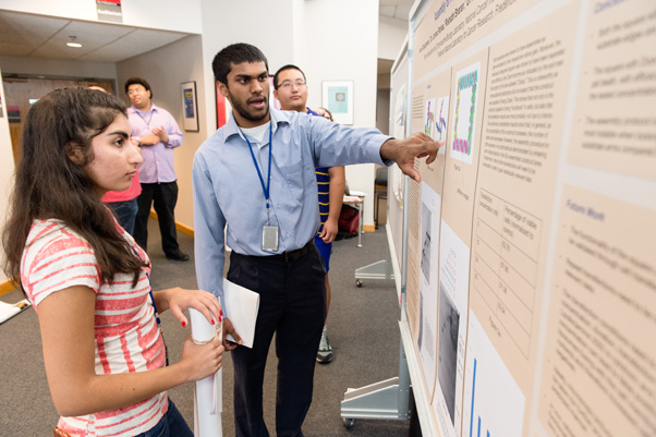 Student Poster Day at the NCI at Frederick.
