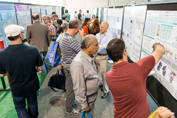 This year, posters will be on display from 9:30 a.m. to 3 p.m. on May 3 and 4 in Building 1520 (the auditorium).