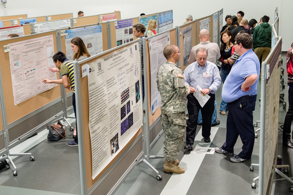 This year's festival was organized and run by the U.S. Army Medical Research and Materiel Command.