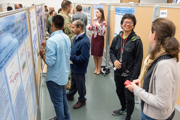 The Spring Research Festival is a chance for scientists, citizens, and students to become more familiar with the research taking place at NCI at Frederick.