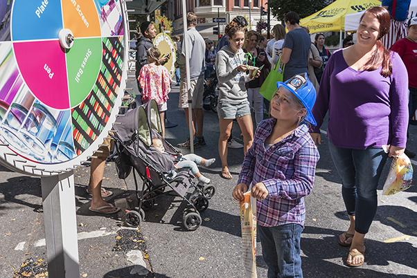 2017 Frederick In The Street festival