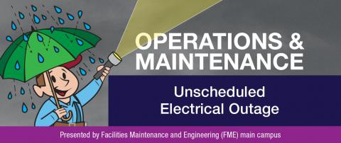 Operations and Maintenance newsletter banner