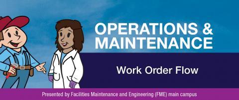 Operations and Maintenance September newsletter banner