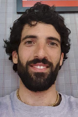 Photo of study author Eros Quarta, Ph.D.