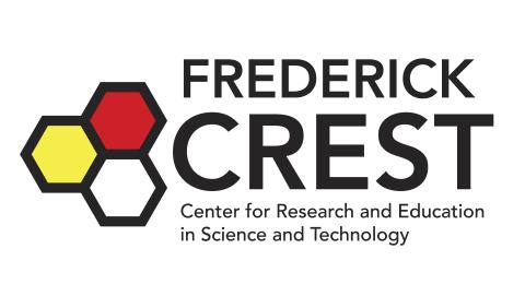 Frederick CREST logo.