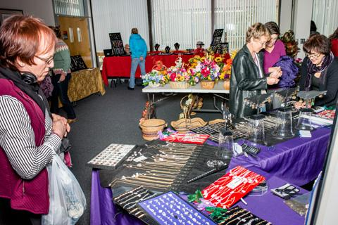 The 2016 Holiday Markets will take place on November 22 and December 20.