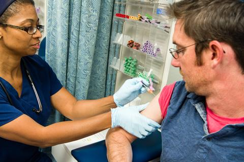 This year, OHS is offering two types of flu vaccines for free.