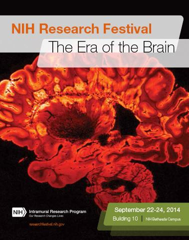 NIH Research Festival event flyer