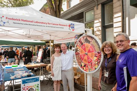 FNLCR at the In the Street festival