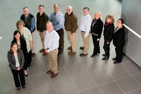 NCI Technology Transfer Center staff