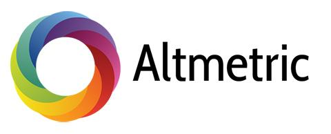 Altmetric graphic