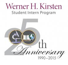 WHK 25 anniversary logo