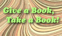 Give a Book, Take a Book graphic