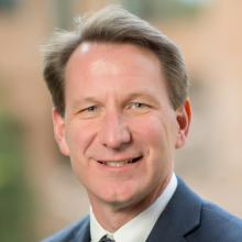 "National Cancer Institute Director Norman E. ""Ned"" Sharpless."