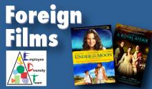 Foreign films graphic