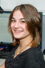 Portrait of Nathalie Walker