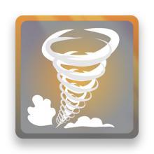 Tornado graphic